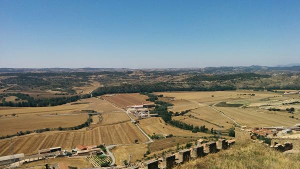21.06.2015 vista de la vall  Ribelles -  Ramon Sunyer