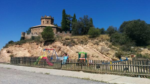 21.06.2015 parc infantil  Ribelles -  Ramon Sunyer