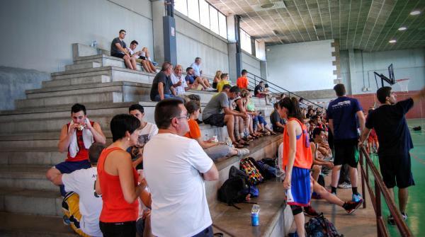 28.06.2015 3x3 basquet  Torà -  Ramon Sunyer