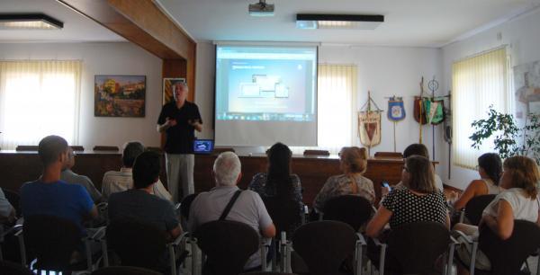 Presentació del portal de turisme Vall del Llobregós Foto: Vall del Llobregòs - Torà