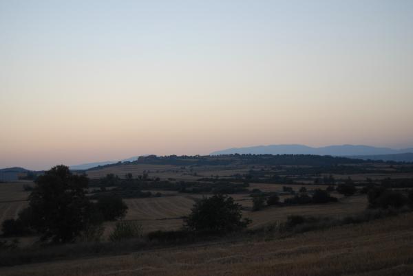 11.07.2015 paisatge  Maravella -  Ramon Sunyer