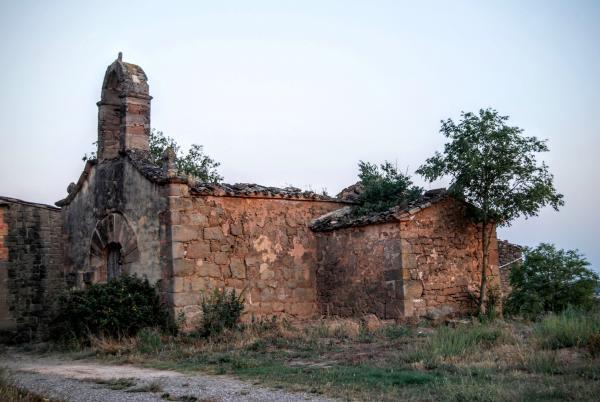 Ermita de  Santa Magdalena - Autor Ramon Sunyer (2015)