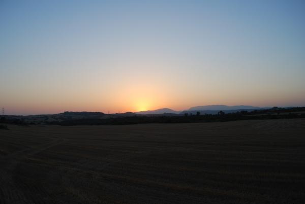 11.07.2015 posta de sol  Maravella -  Ramon Sunyer
