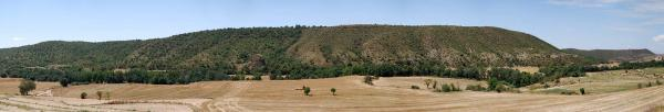 19.07.2015 Vista de la vall  Puig-Arner -  Ramon Sunyer