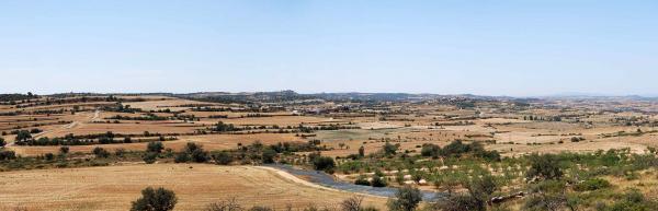 19.07.2015 Des de mas Nadal cap a Palou  Selvanera -  Ramon Sunyer