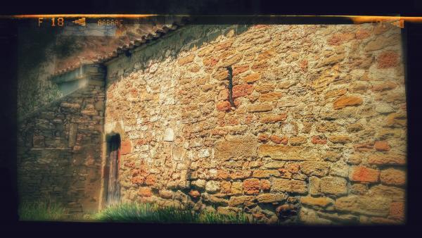 26.07.2015 Ermita de santa Eulàlia  Els Quadrells -  Ramon Sunyer