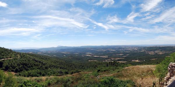 26.07.2015 Paisatge  Boixadors -  Ramon Sunyer