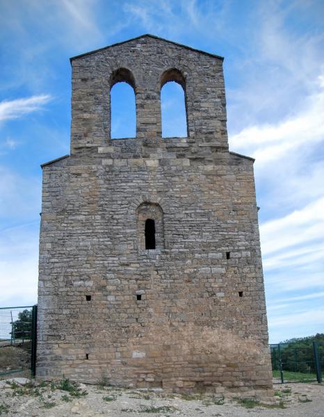 26.07.2015 església de Sant Pere  Boixadors -  Ramon Sunyer
