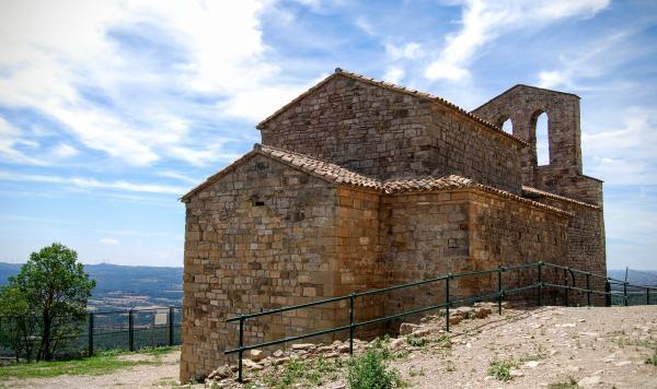 Església de Sant Pere de Boixadors - Autor Ramon Sunyer (2015)