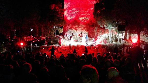 Concert Treballs i plaers d'amor a la Torre de Vallferosa