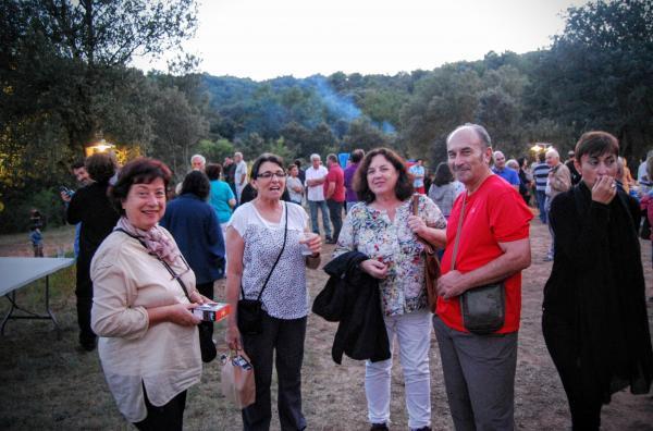 01.07.2015 Públic toranès  Vallferosa -  Ramon Sunyer