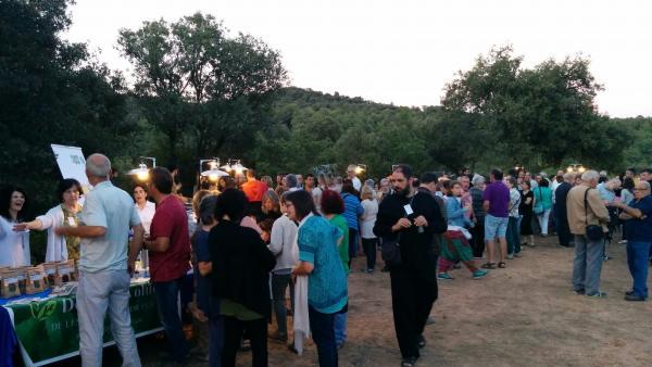 01.07.2015 Parades de productes de proximitat  Vallferosa -  Ramon Sunyer