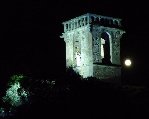 Actuació Iter Luminis,Treballs i plaers d'amor a Vallferosa - Vallferosa