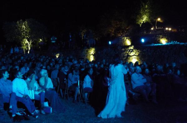 Concert de Lídia Pujol a Vallferosa Foto: Xavier Sunyer - Vallferosa