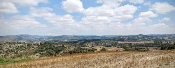 09.08.2015 Panoràmica des dels Murinyols  Torà -  Ramon Sunyer