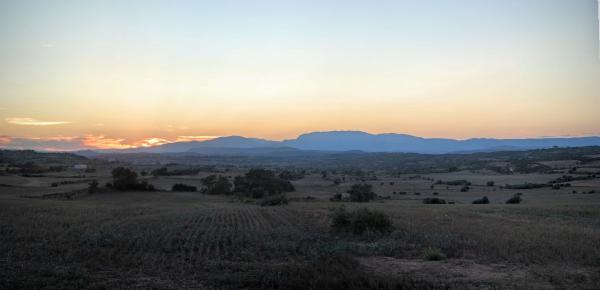 10.08.2015 posta de sol  Selvanera -  Ramon Sunyer