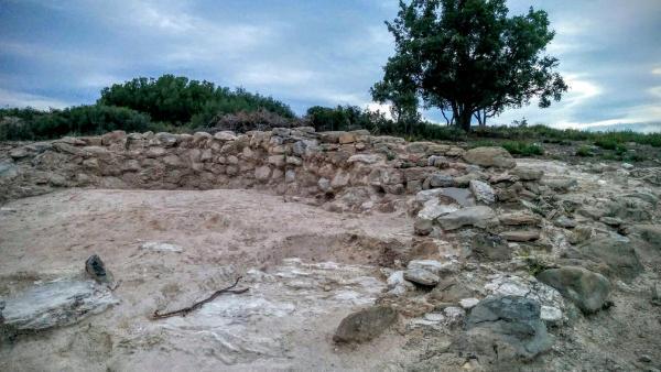 14.08.2015 Jaciment romà de Puig_Castellar  Biosca -  Ramon Sunyer