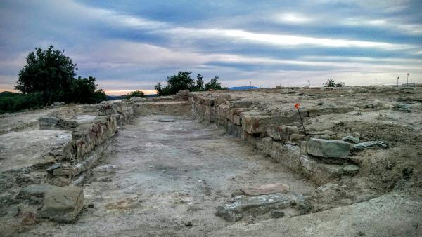 Jaciment romà de  Puig Castellar - Autor Ramon Sunyer (2015)