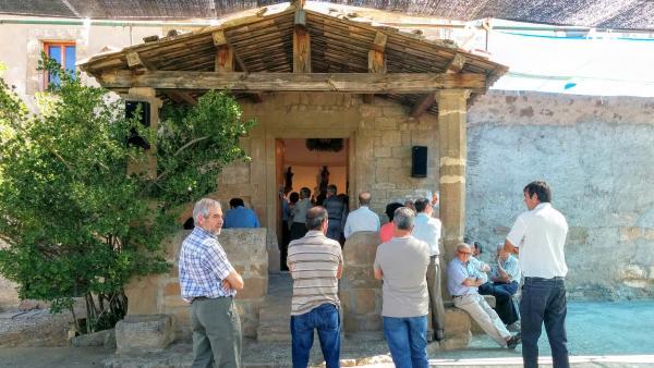 16.08.2015 Santa Maria Sasserra  Vallferosa -  Ramon Sunyer