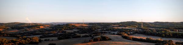 14.08.2015 Mirant al sud  Puigredon -  Ramon Sunyer