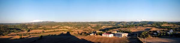 14.08.2015 Mirant a l'est  Puigredon -  Ramon Sunyer