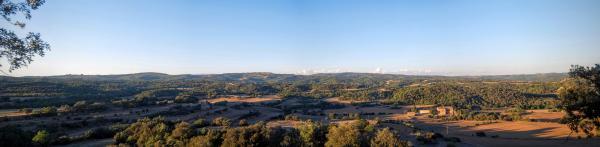 14.08.2015 Mirant al nord  Puigredon -  Ramon Sunyer