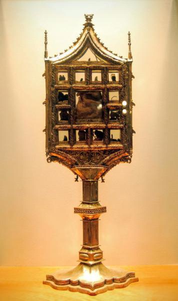 15.08.2015 Església reliquiari  65 - Autor Ramon Sunyer