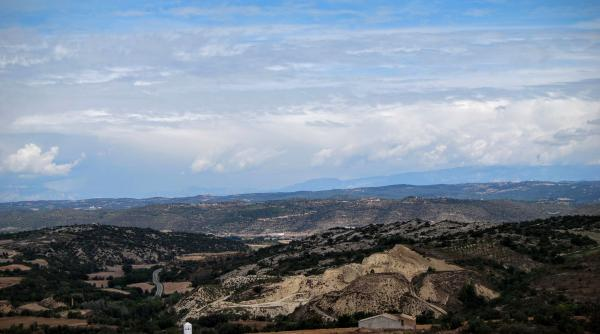 15.08.2015 paisatge  Ivorra -  Ramon Sunyer