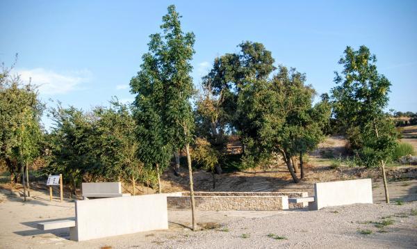 Park of Pou de Madern - Author Ramon Sunyer (2015)