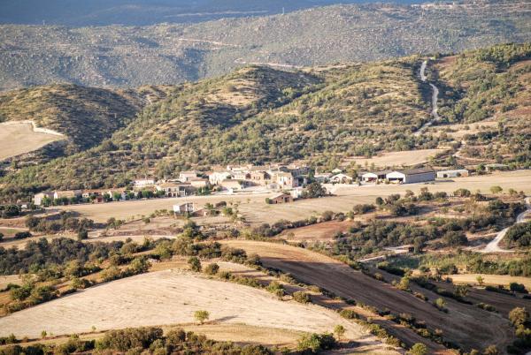 17.08.2015 Vista general  Massoteres -  Ramon Sunyer