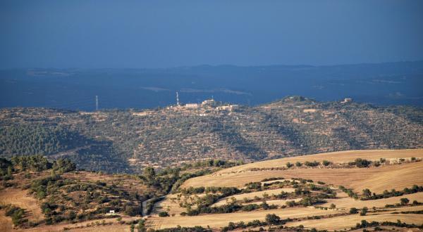 17.08.2015 Vista general  L'Aguda -  Ramon Sunyer