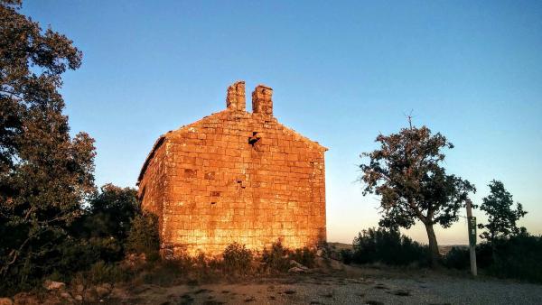 21.08.2015 Ermita Sant Salvador del Coll  L'Aguda -  Ramon Sunyer