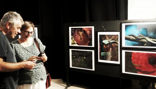 29.08.2015 Exposició fotogràfica  Torà -  Xavier Sunyer