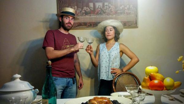 28.08.2015 Exposició Taula de Festa Major de l'APACT a cal Gegó  Torà -  Ramon Sunyer
