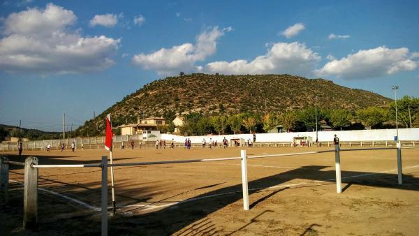 Camp de futbol de les Pedrisses - Torà