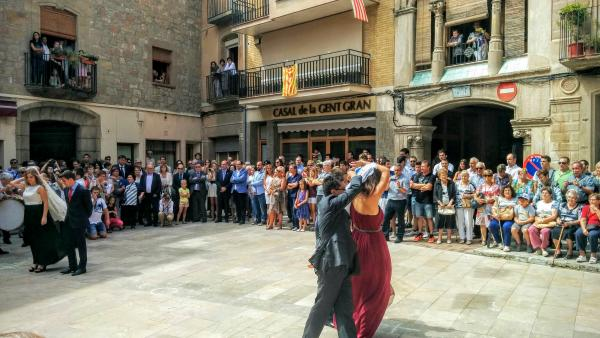 01.09.2015 dansa priors i priores sant Gil  Torà -  Ramon Sunyer