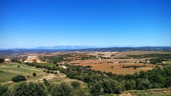 23.09.2015 paisatge  Selvanera -  Ramon Sunyer