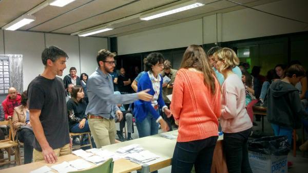 27.09.2015 Eleccions parlament 2015  Torà -  Ramon Sunyer