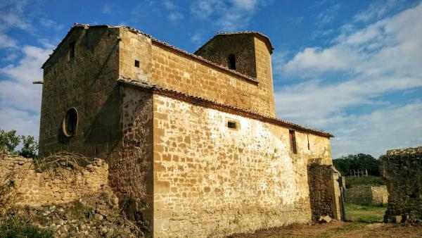 18.10.2015 Església sant Martí  Llanera -  Ramon Sunyer