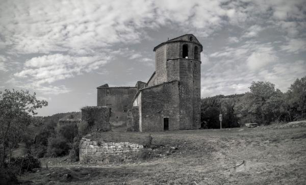 18.10.2015 Vista del conjunt  Llanera -  Ramon Sunyer