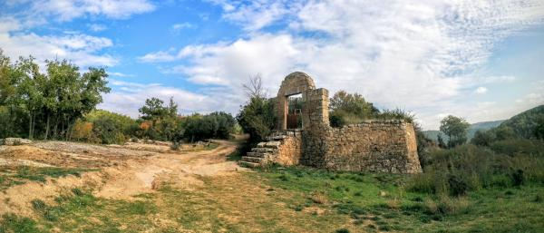 18.10.2015 cementiri  Llanera -  Ramon Sunyer