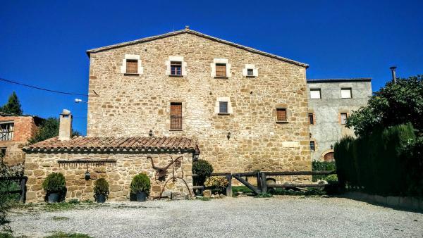 11.10.2015 Cal Mas  Sant Serni -  Ramon Sunyer