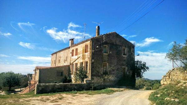 11.10.2015 Cal Deufí  Sant Serni -  Ramon Sunyer