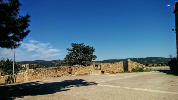 11.10.2015 mur  Sant Serni -  Ramon Sunyer
