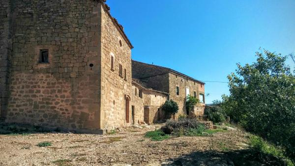 11.10.2015 Les Viles i Puigcernau  Sant Serni -  Ramon Sunyer