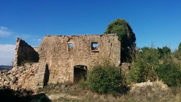 11.10.2015 Mas Galceran  Sant Serni -  Ramon Sunyer
