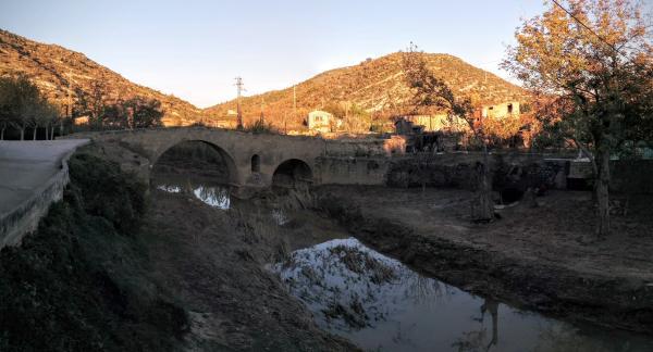 05.11.2015 Pont de les Merites  Torà -  Ramon Sunyer