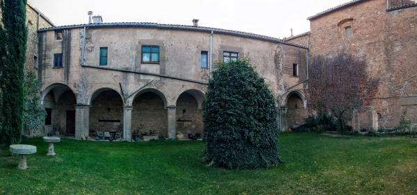 Edificio  Convent de Sant Antoni de Pàdua - Autor Ramon Sunyer (2015)