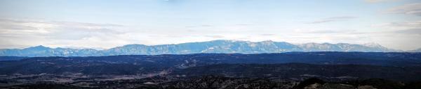 26.10.2015 Panoràmica del PrePirineu  Vicfred -  Ramon Sunyer