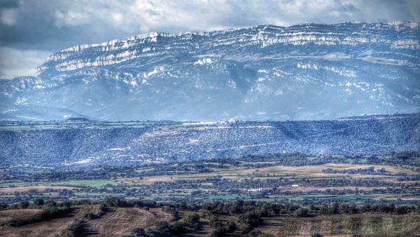 22.11.2015 Serra del Montsec  -  Ramon Sunyer